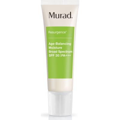Murad Age-Balancing Moisture Broad Spectrum Spf 30 Pa+++