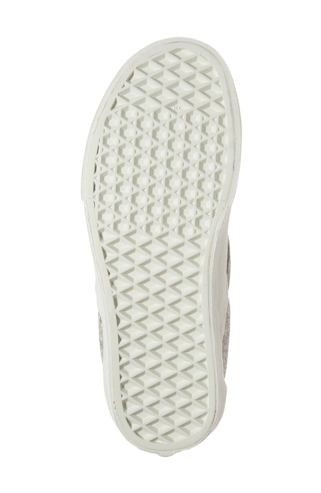 ,                             Classic Slip-On Sneaker,                             Alternate thumbnail 255, color,                             020
