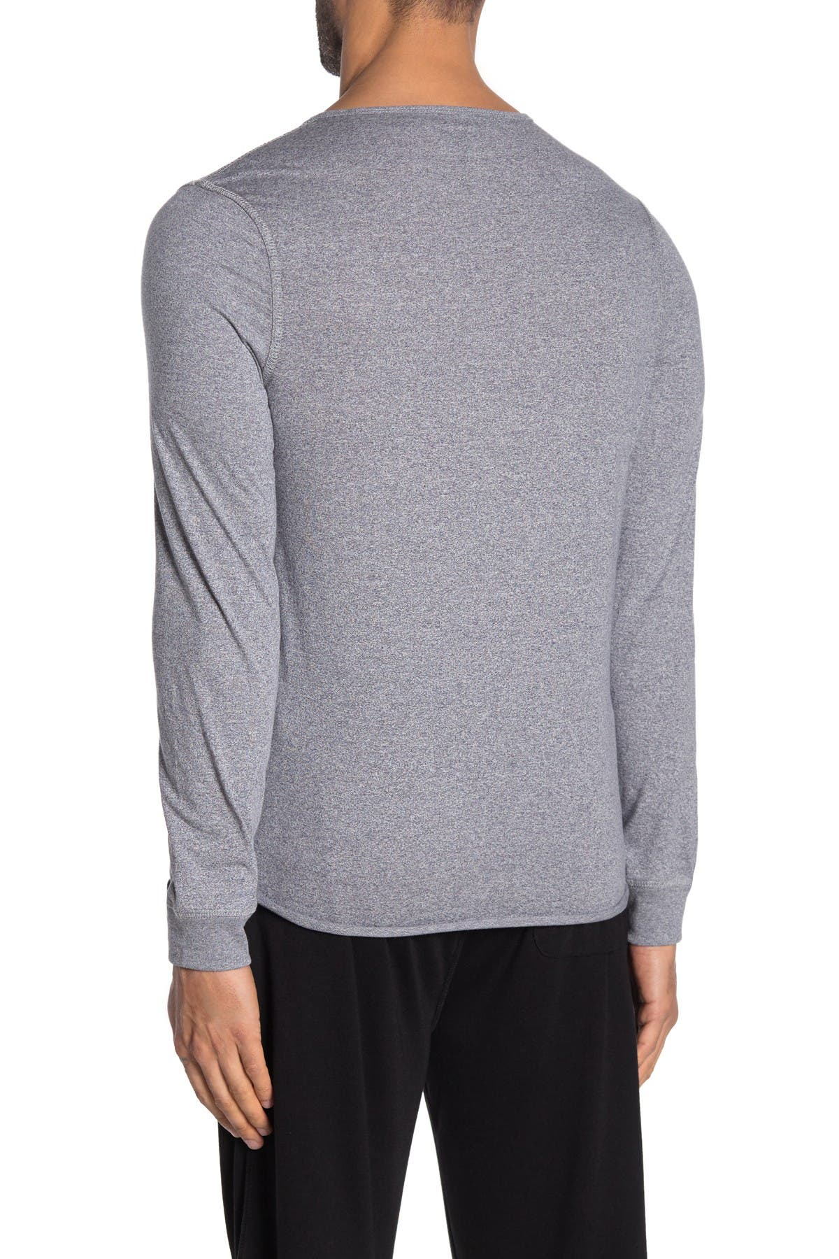 Image of Unsimply Stitched Super Soft Long Sleeve T-Shirt