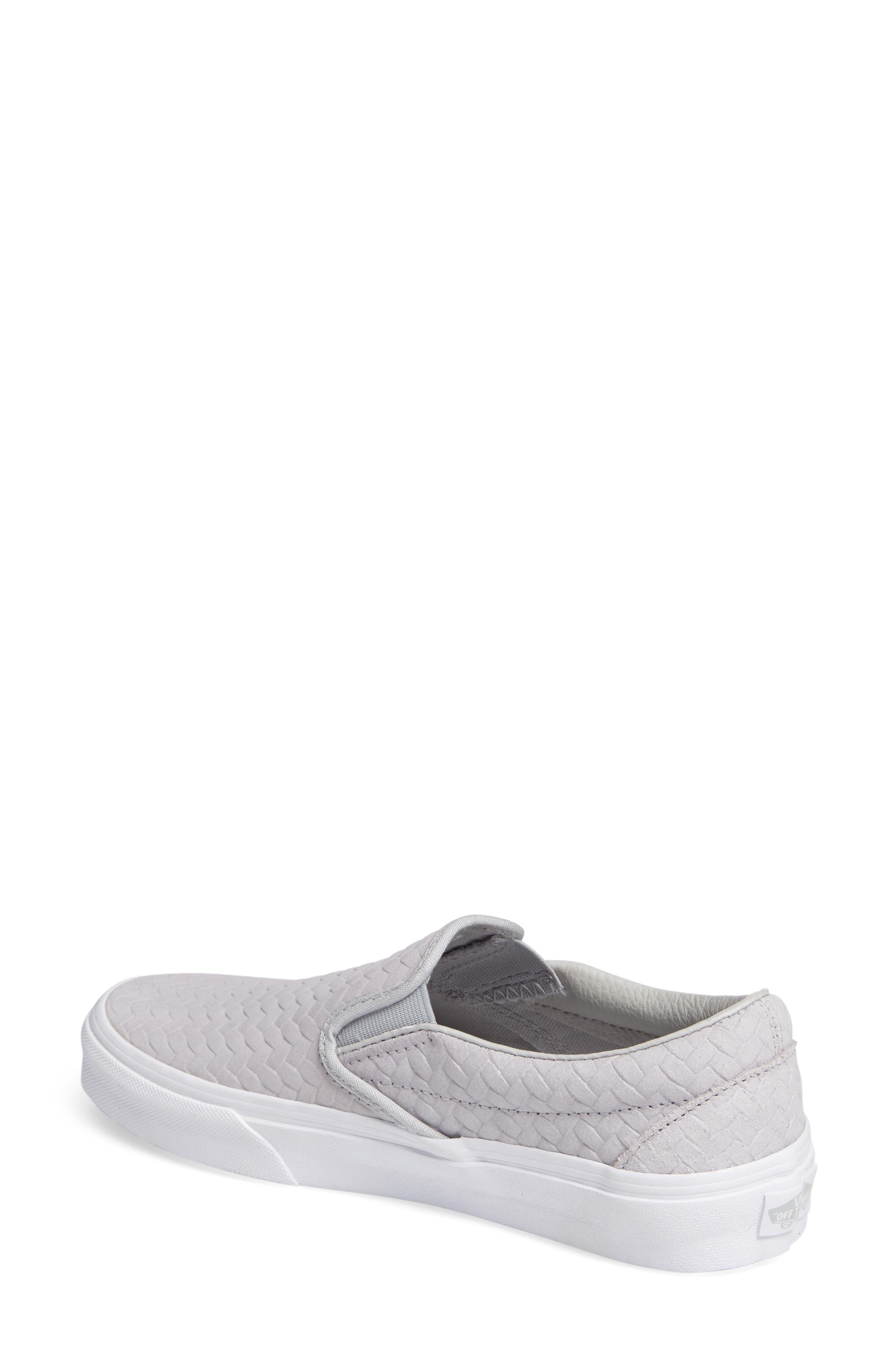 ,                             Classic Slip-On Sneaker,                             Alternate thumbnail 266, color,                             023