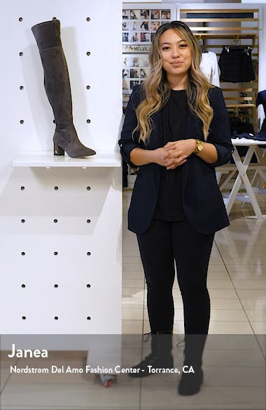 Burlington Over the Knee Boot, sales video thumbnail