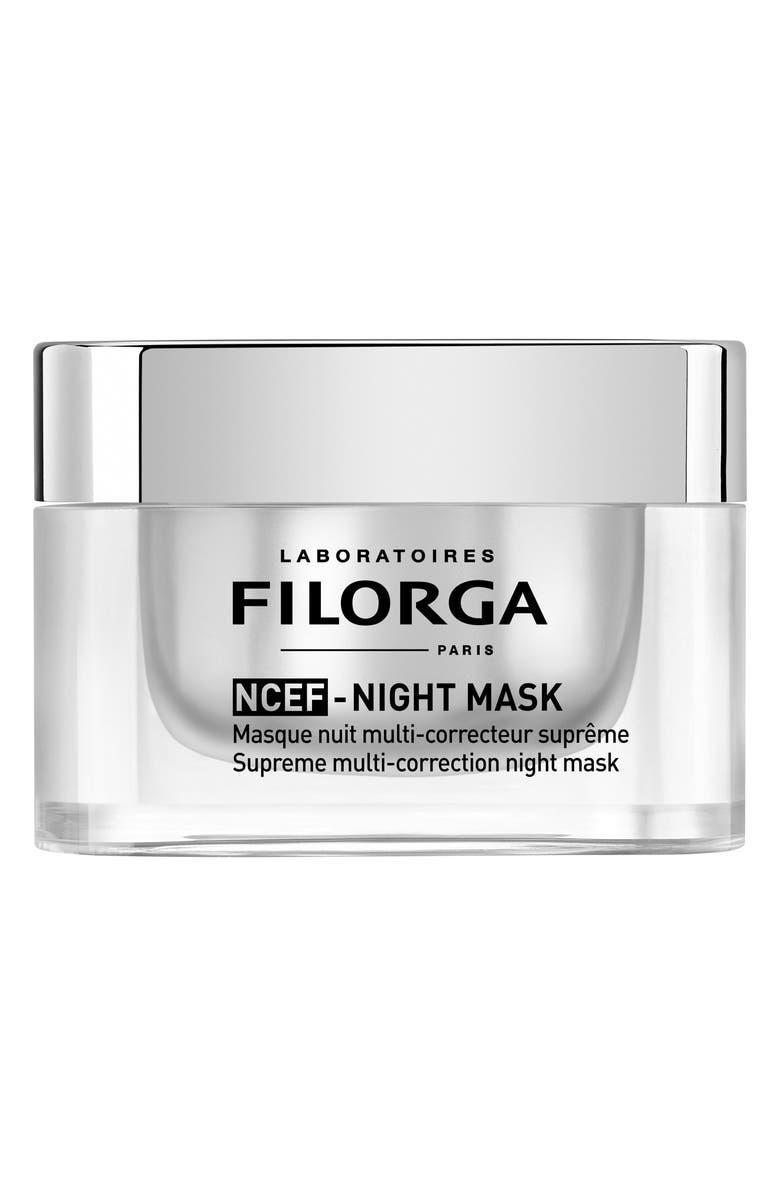 FILORGA NCEF-Night Mask, Main, color, NO COLOR
