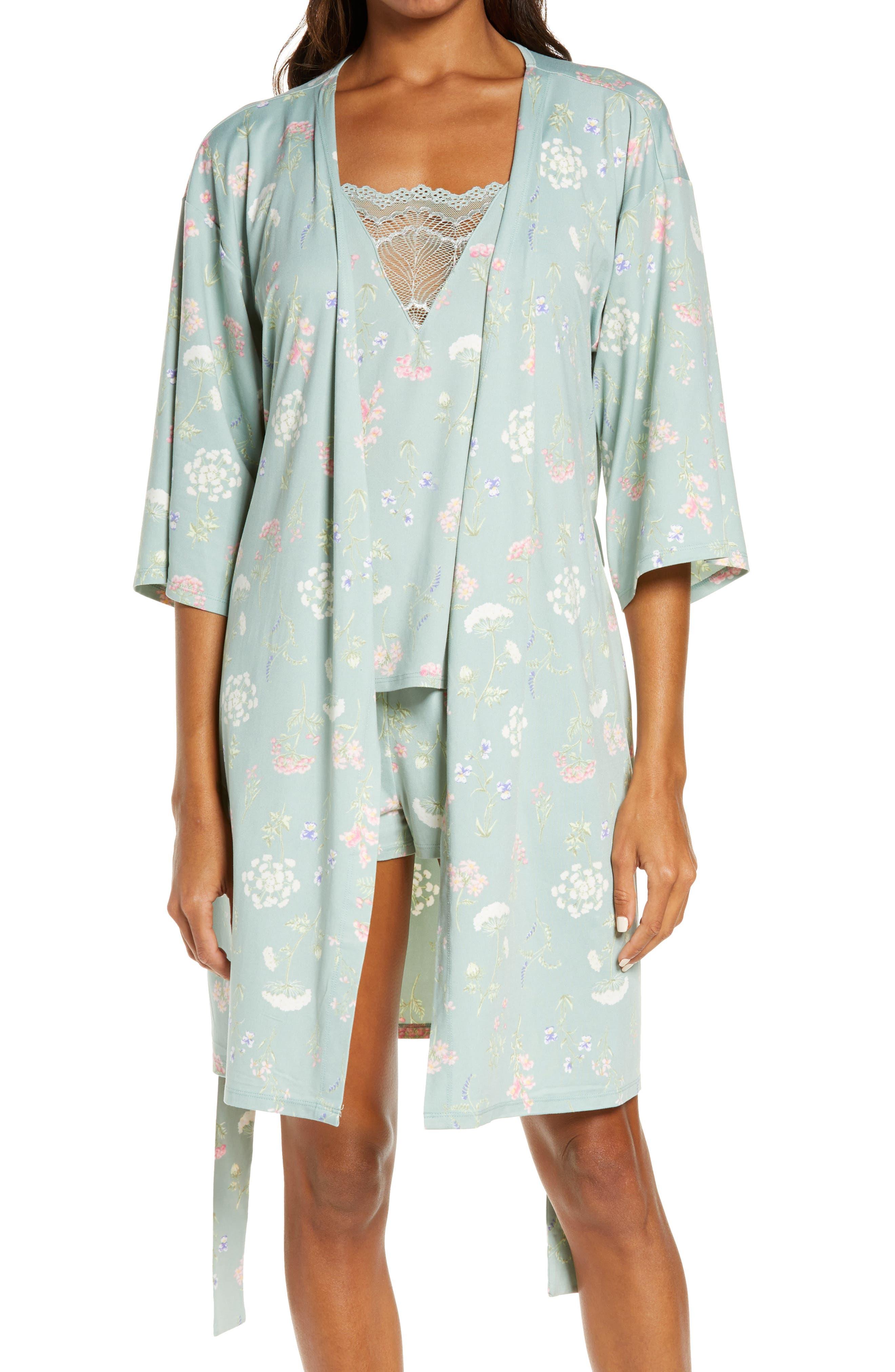 Minna Travel Short Pajamas & Robe