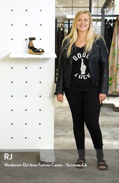 Zoe II Wedge Sandal, sales video thumbnail