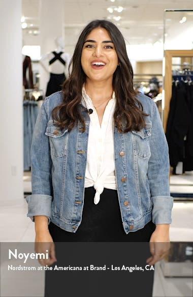 Angelina Meadow Long Sleeve Dress, sales video thumbnail