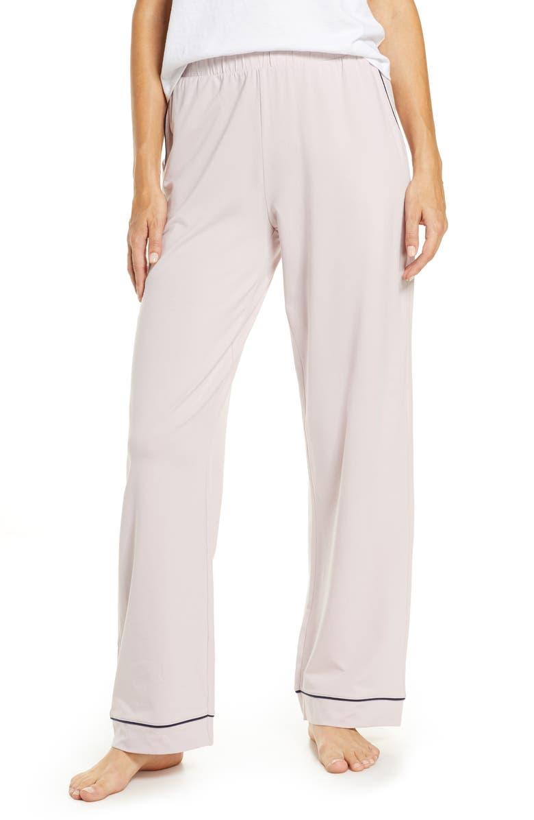 MADEWELL Knit Bedtime Pajama Pants, Main, color, 500
