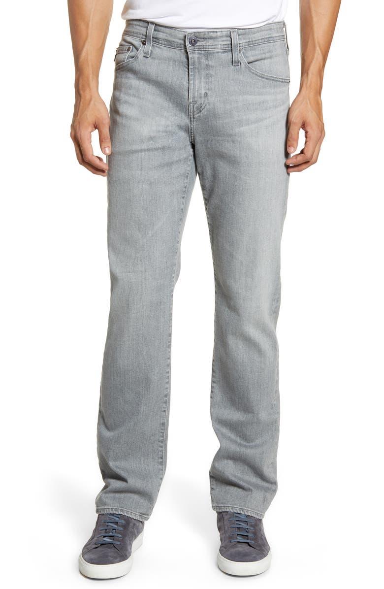 AG Graduate Slim Straight Leg Jeans, Main, color, 025