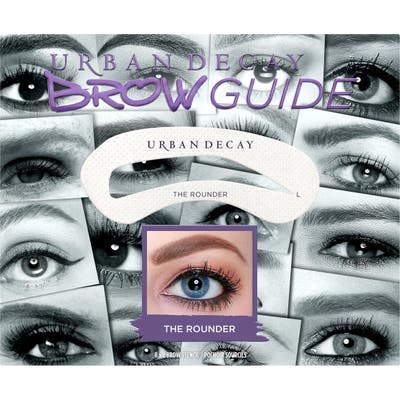 Urban Decay Brow Stencils - The Rounder