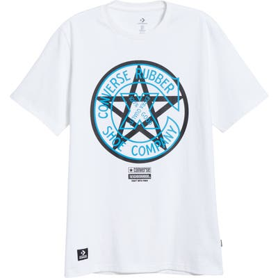 Converse X Neighborhood Graphic T-Shirt, White (Nordstrom Exclusive)