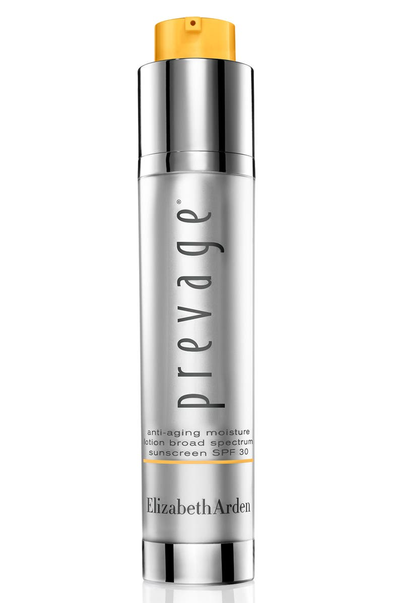 ELIZABETH ARDEN PREVAGE<sup>®</sup> Day Ultra Protection Anti-Aging Moisturizer SPF 30 PA++, Main, color, NO COLOR