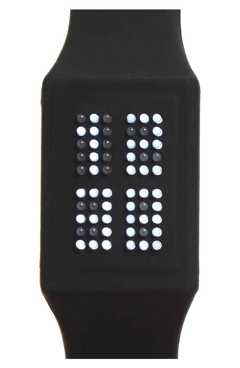 TITANIUM LED Display Watch, Main, color, 001