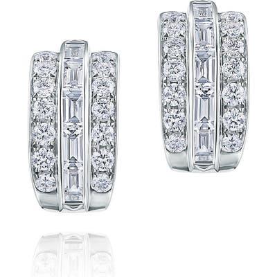 Kwiat Duet Diamond Earrings