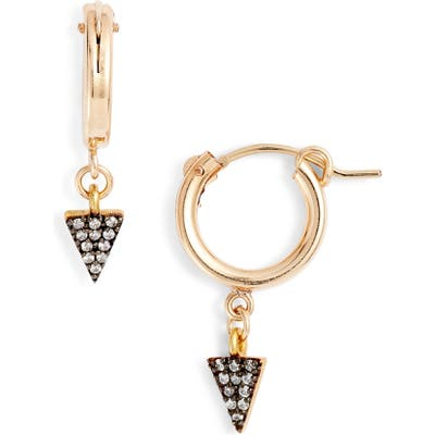 Marida Trifecta Hoop Earrings