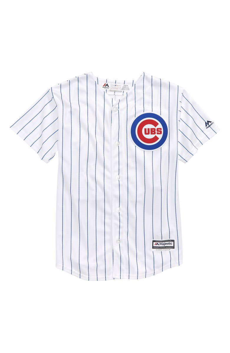 timeless design fc0da 2300d Majestic MLB Chicago Cubs - Kris Bryant Baseball Jersey (Big ...