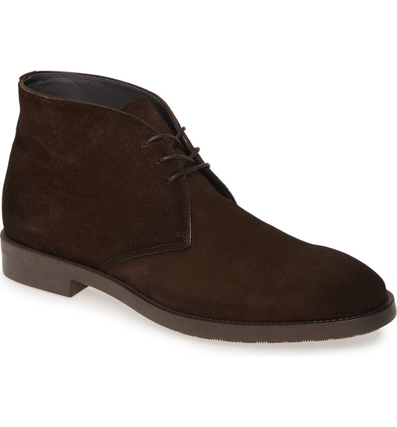 TO BOOT NEW YORK Ardsley Chukka Boot, Main, color, BROWN SUEDE