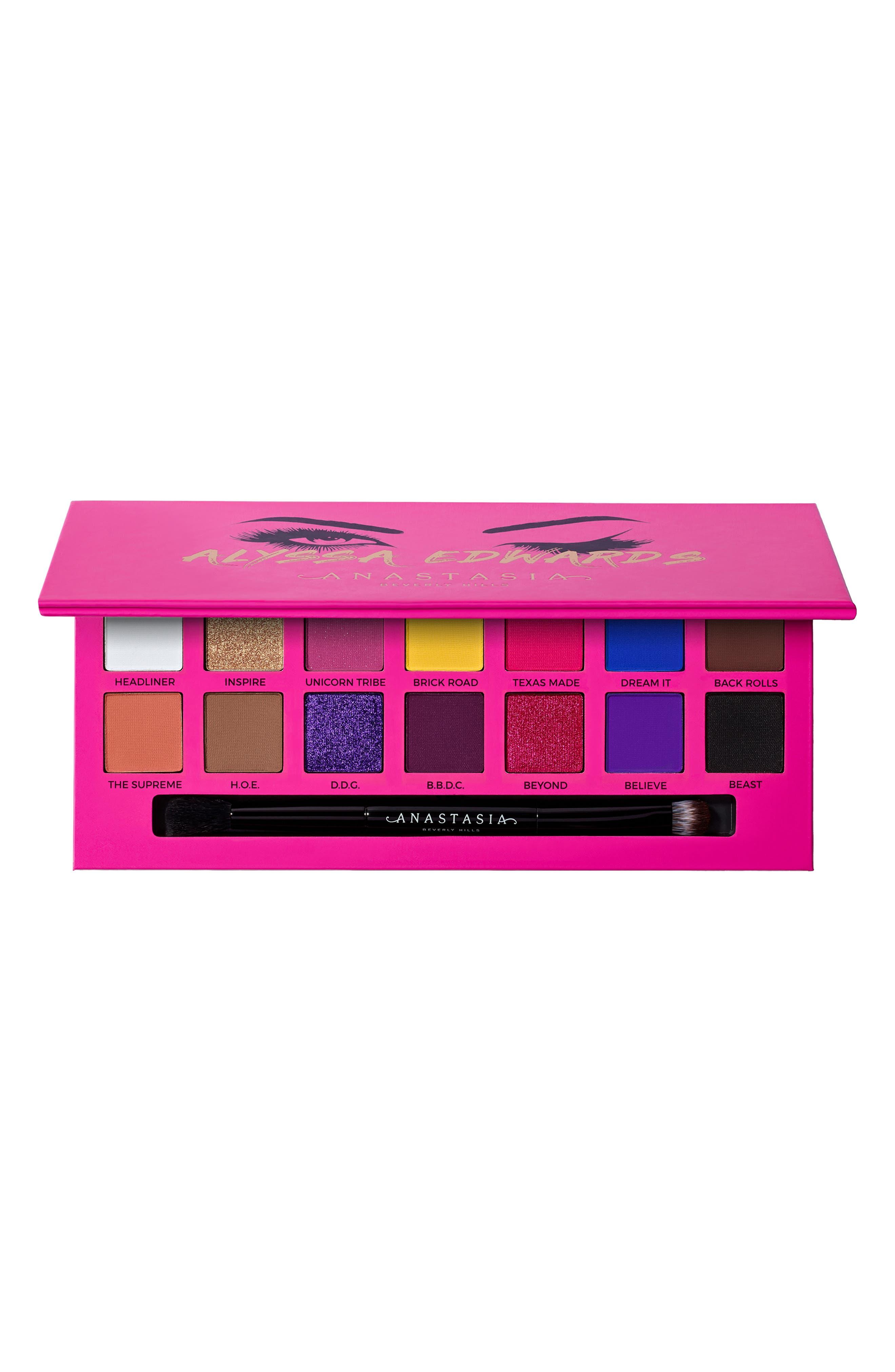 dbb06f4bf34 Anastasia Beverly Hills Alyssa Edwards Eyeshadow Palette - No Color