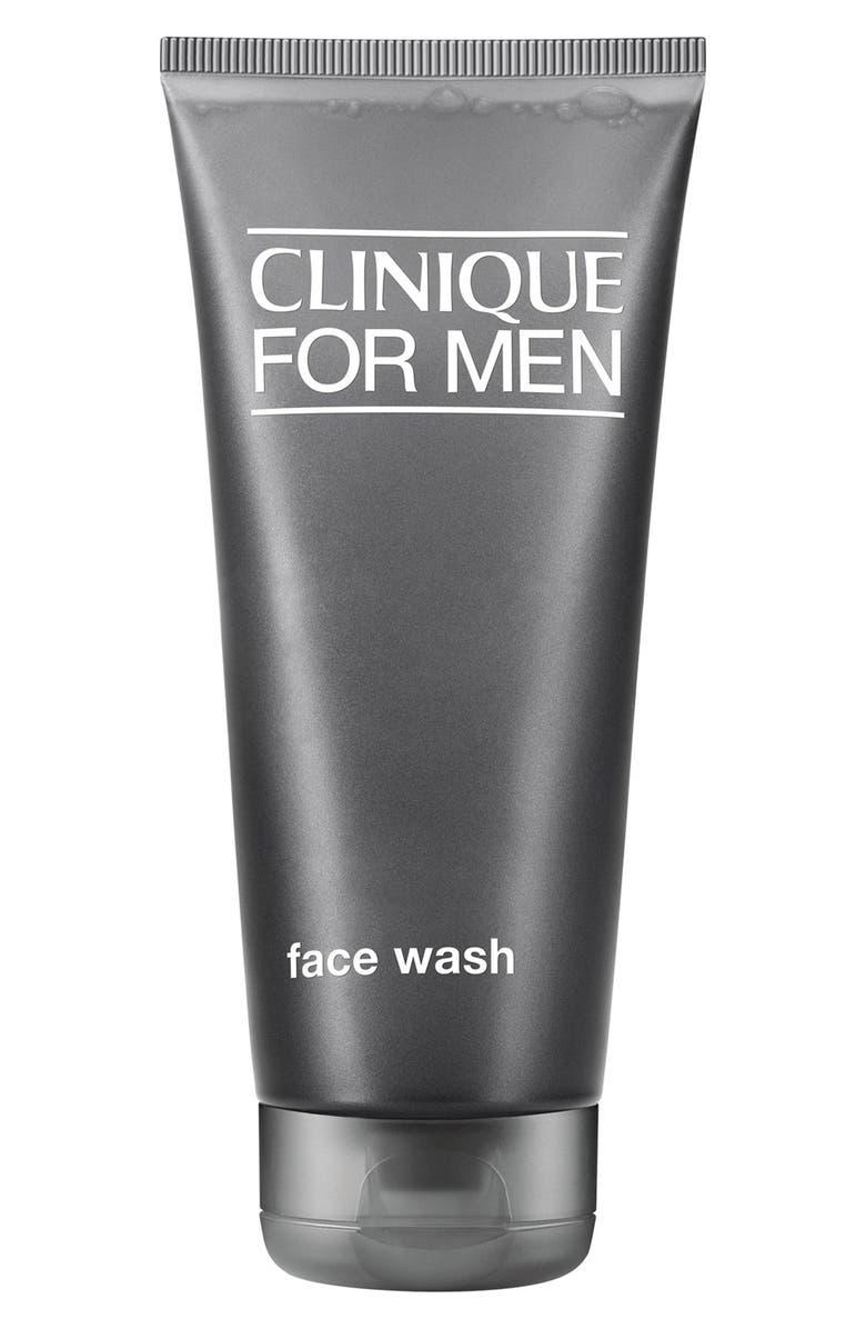 CLINIQUE for Men Face Wash, Main, color, NO COLOR