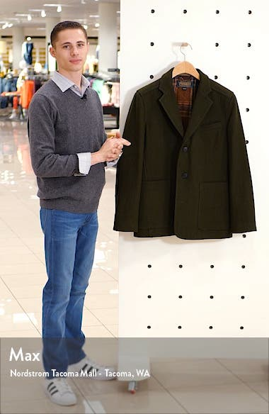 Benton Wool Blend Sport Coat, sales video thumbnail