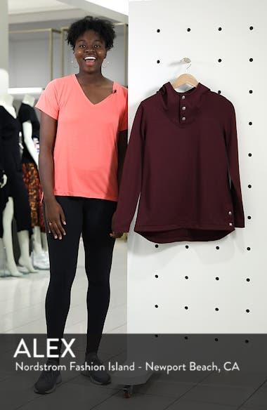 Knit Stitch Fleece Hoodie, sales video thumbnail