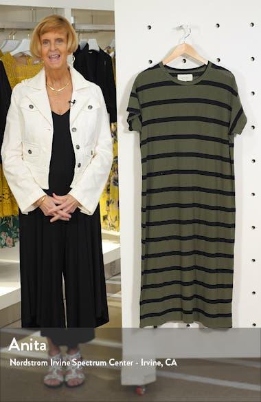 The Boxy Midi T-Shirt Dress, sales video thumbnail