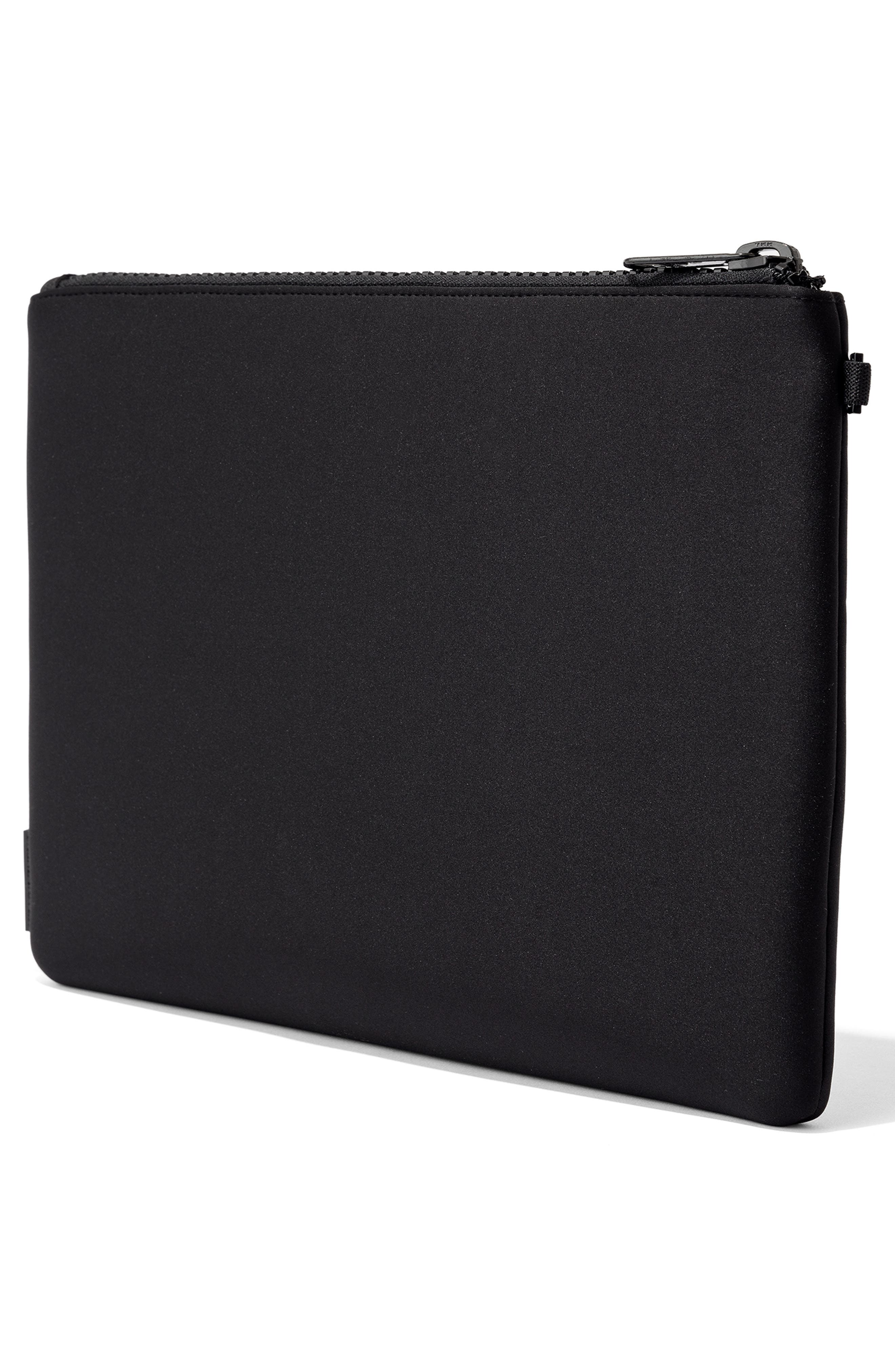 ,                             Scout Extra Large Zip Top Pouch,                             Alternate thumbnail 4, color,                             ONYX