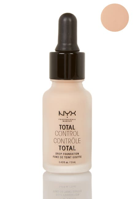 Image of NYX COSMETICS Total Control Drop Foundation - Light