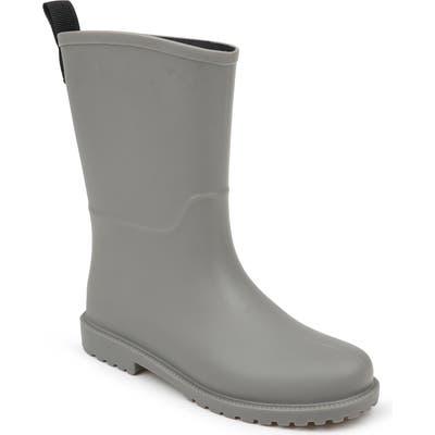 Splendid Priscilla Rain Boot, Grey