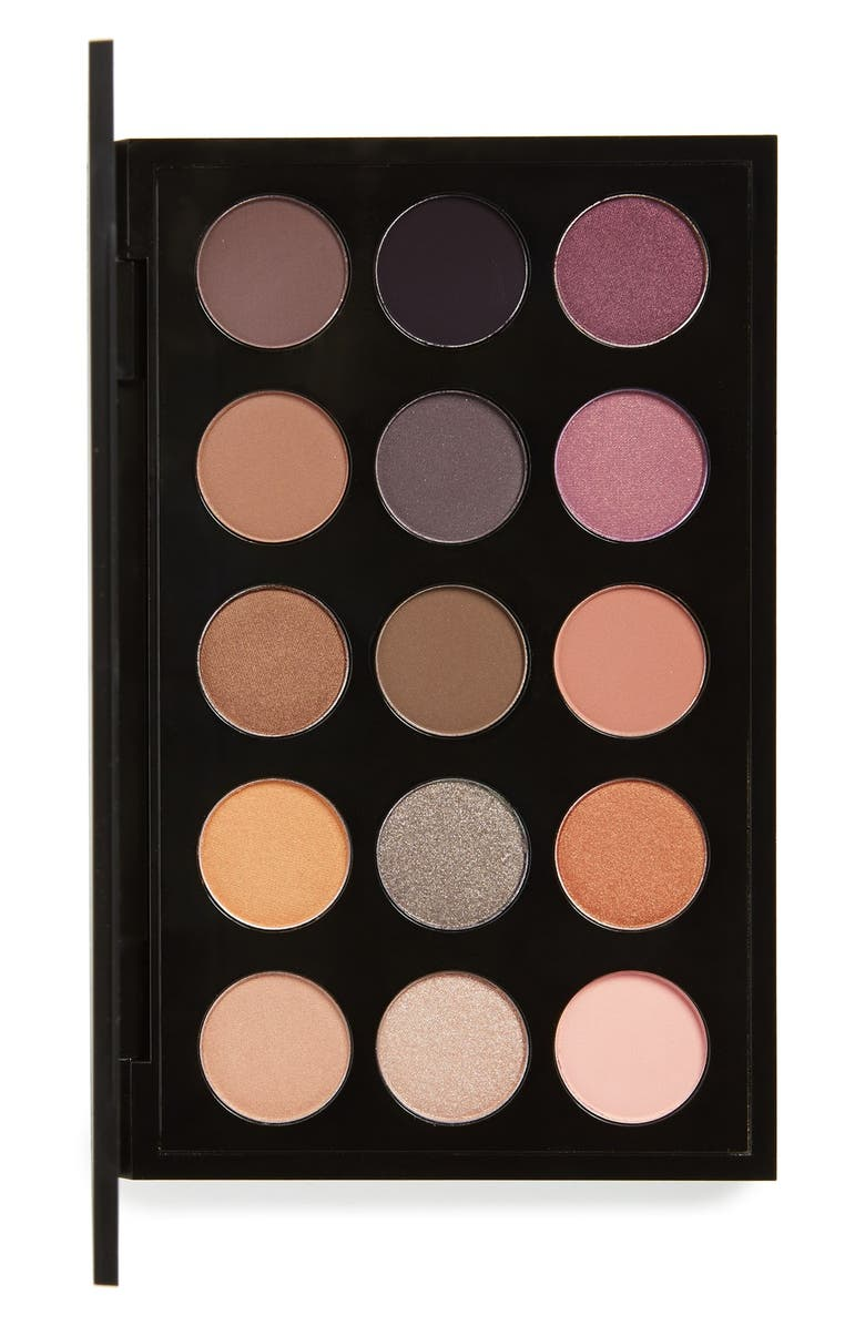 MAC COSMETICS M·A·C 'Nordstrom's Finest' Eyeshadow Palette, Main, color, 000