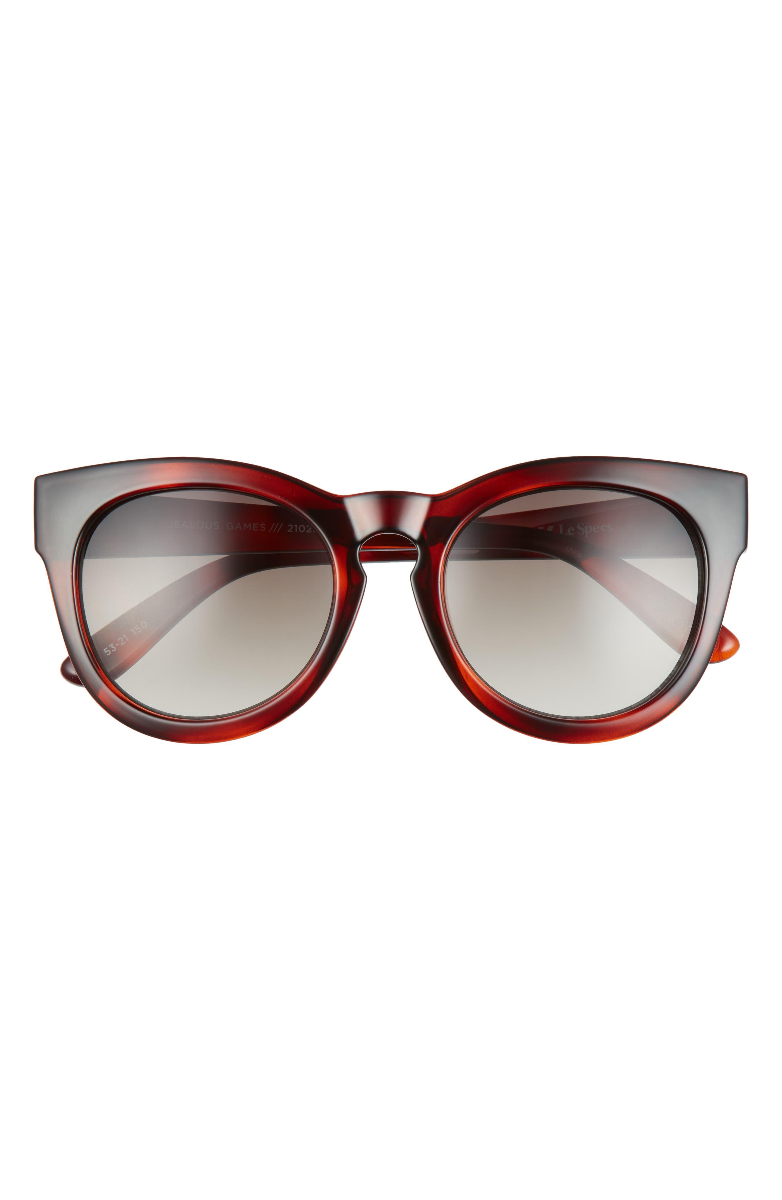 Jealous Games 53mm Cat Eye Sunglasses