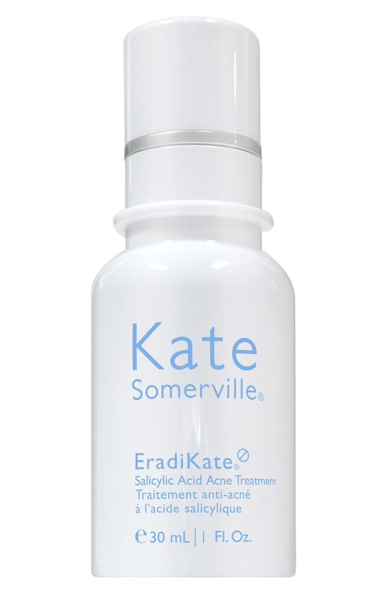 KATE SOMERVILLE<SUP>®</SUP> EradiKate<sup>®</sup> Salicylic Acid Overnight Acne Treatment Lotion, Main, color, NO COLOR