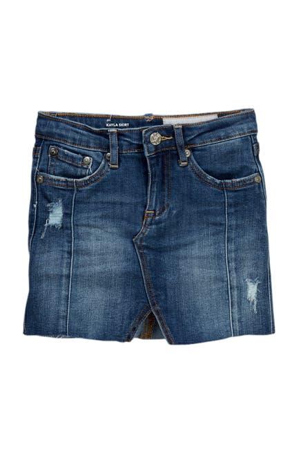 Image of AG Kayla Mid Length Skirt