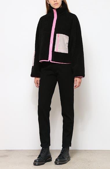 Frey Moiré Pocket Fleece Jacket, video thumbnail