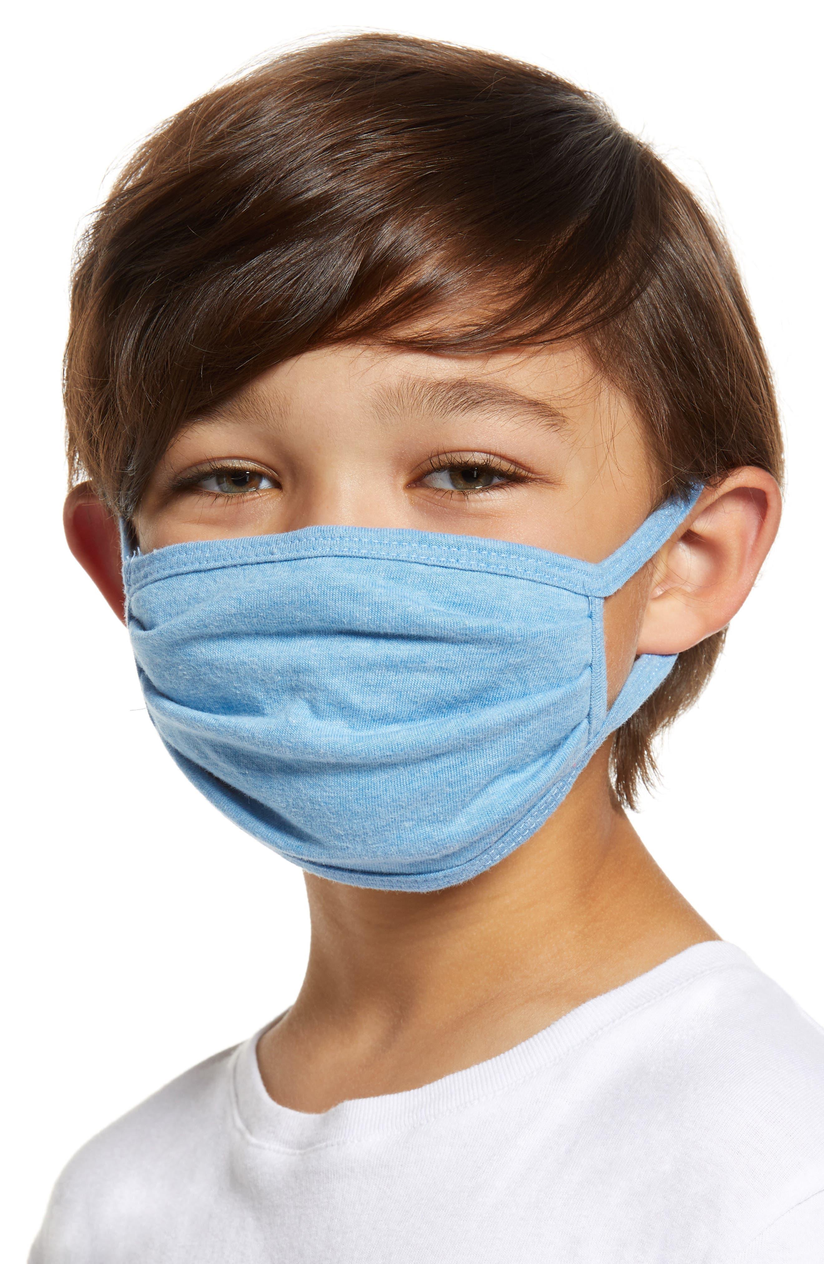 Nordstrom Non-Medical Kid's Face Mask - Set of 4