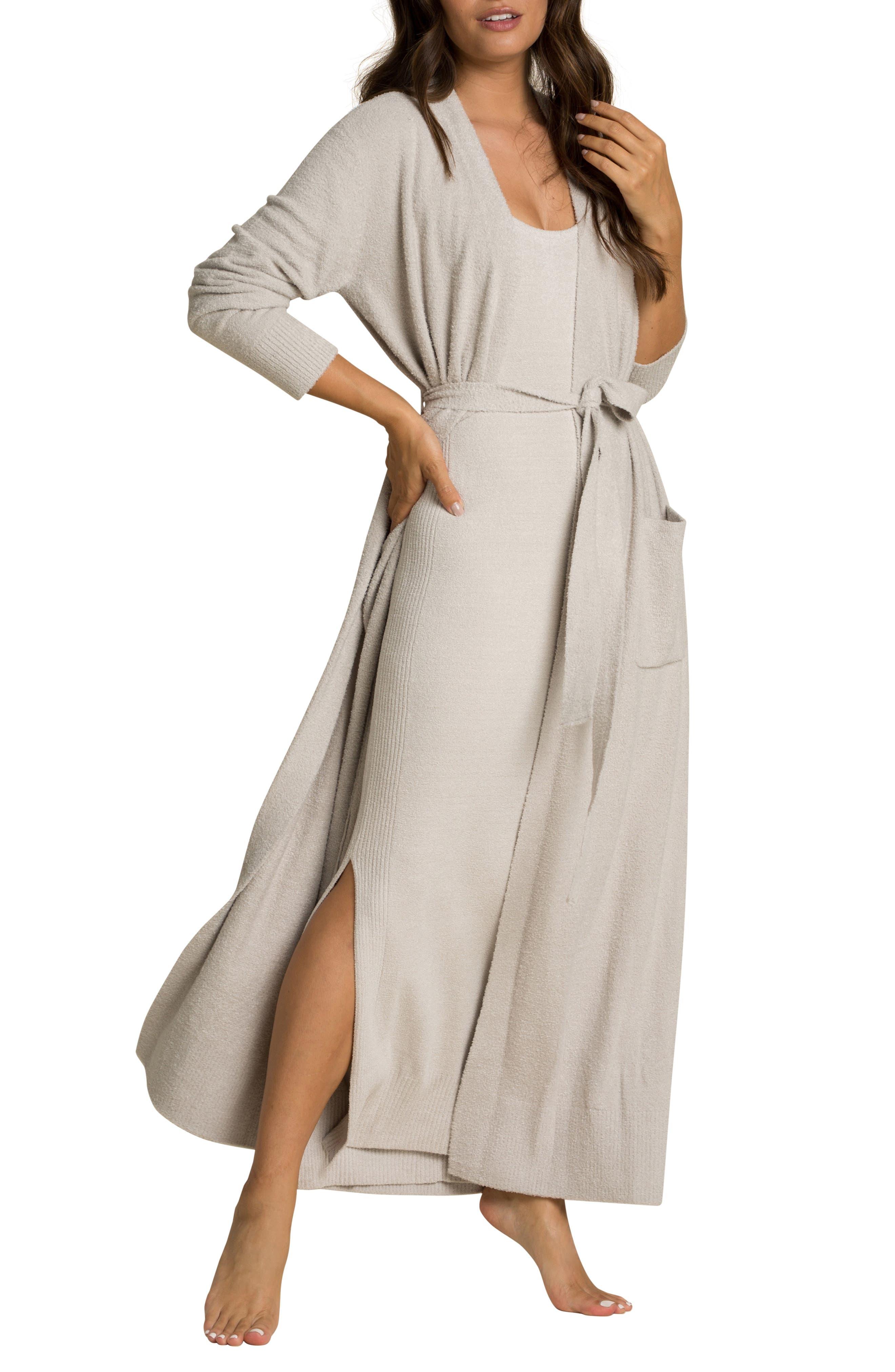 Barefoot Dreams(R) CozyChic Ultra Lite(TM) Long Robe