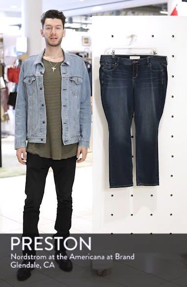 Stretch Ankle Boyfriend Jeans, sales video thumbnail
