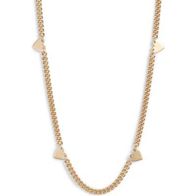 Jennifer Zeuner Georgia Curb Chain Necklace