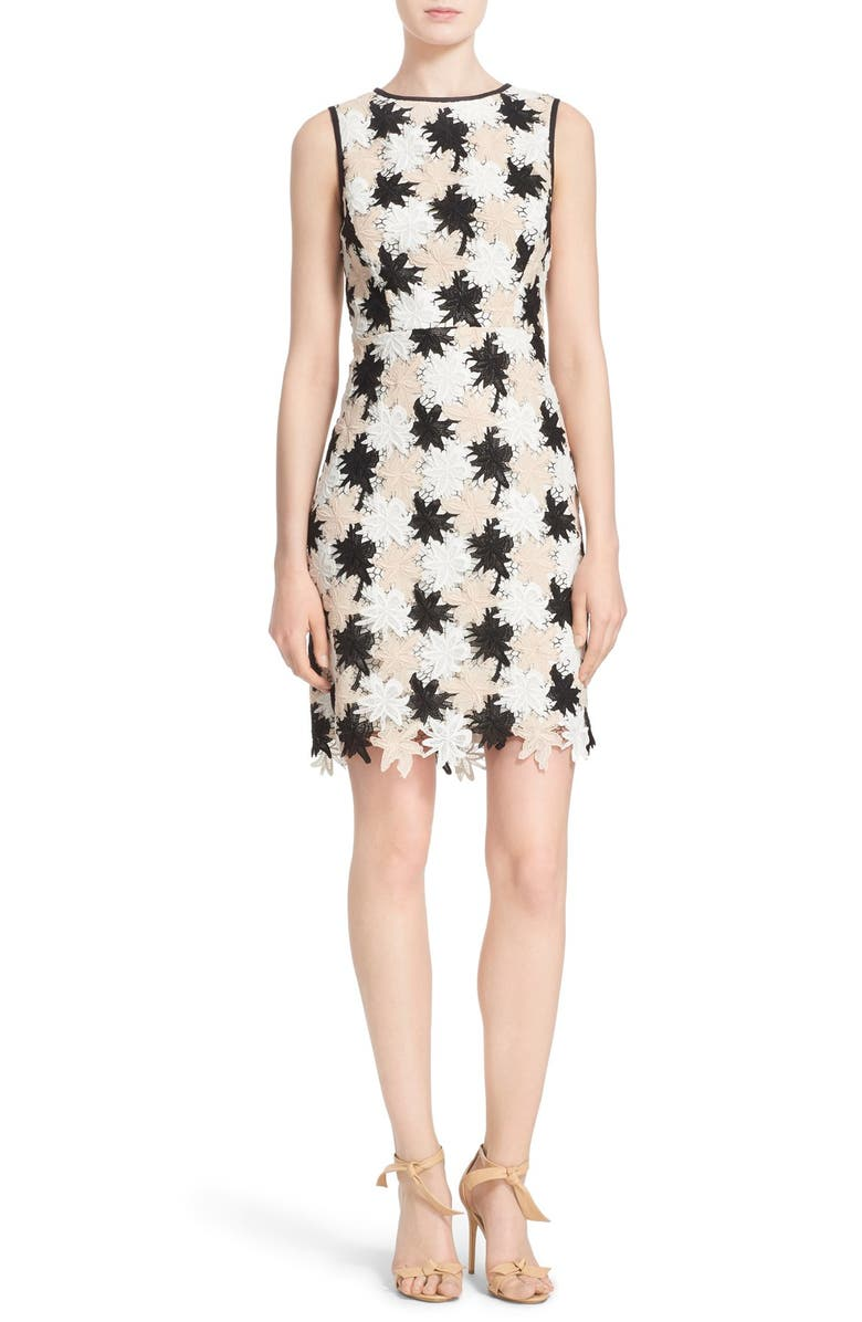 Kate Spade New York Tiger Lily Lace Sheath Dress Nordstrom