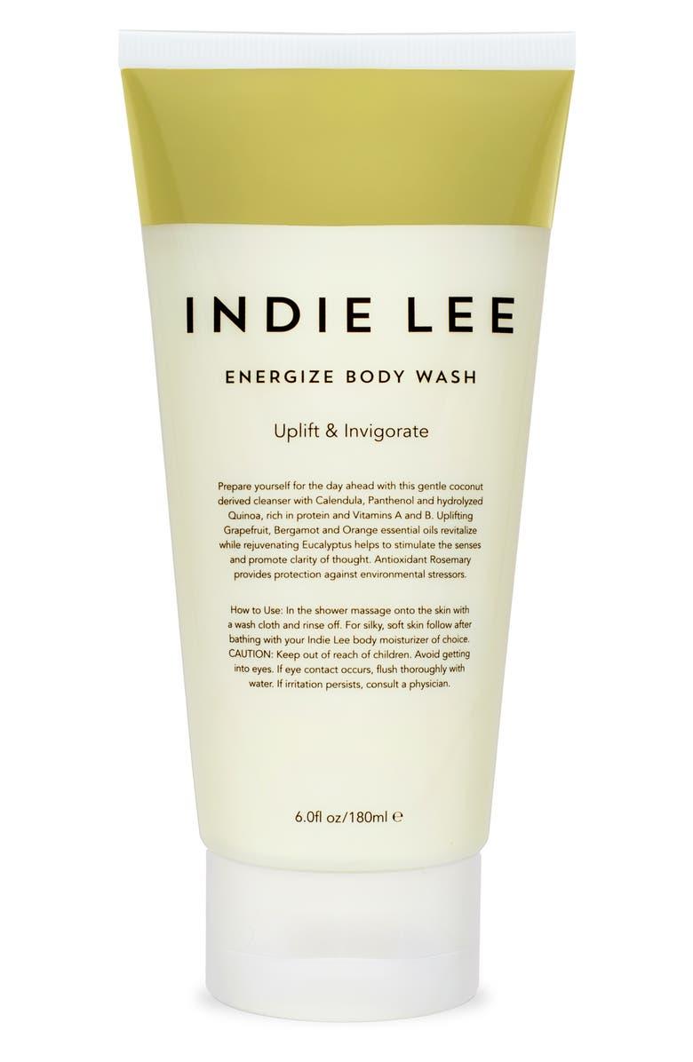 INDIE LEE Energize Body Wash, Main, color, NO COLOR