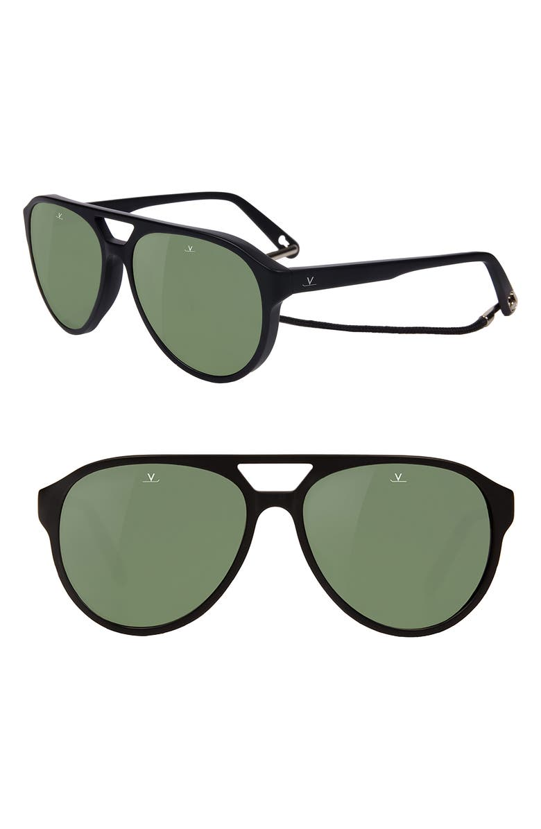 Vuarnet Tom 64mm Sunglasses