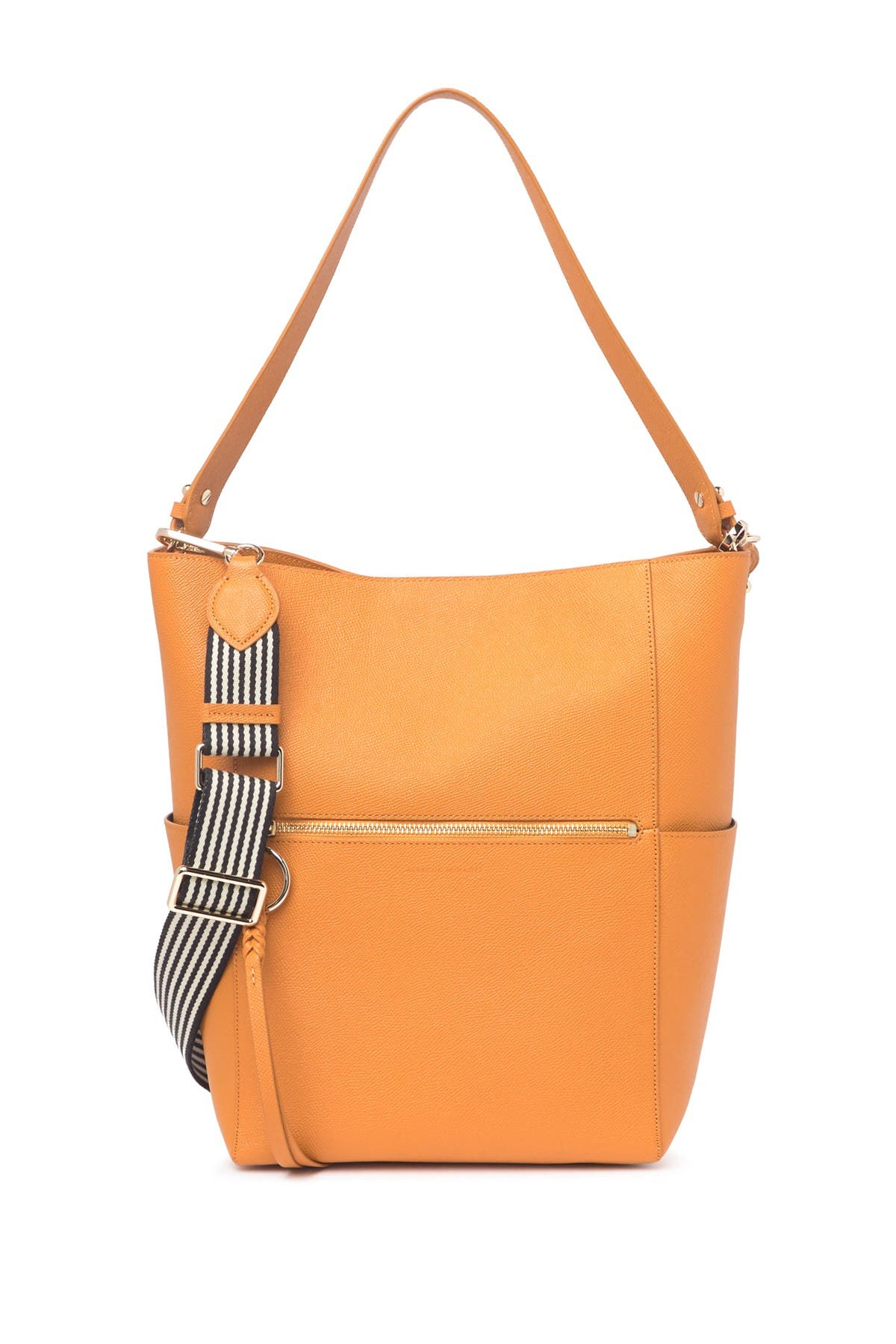 Image of Rebecca Minkoff Gabby Hobo Bag with Webbing Strap