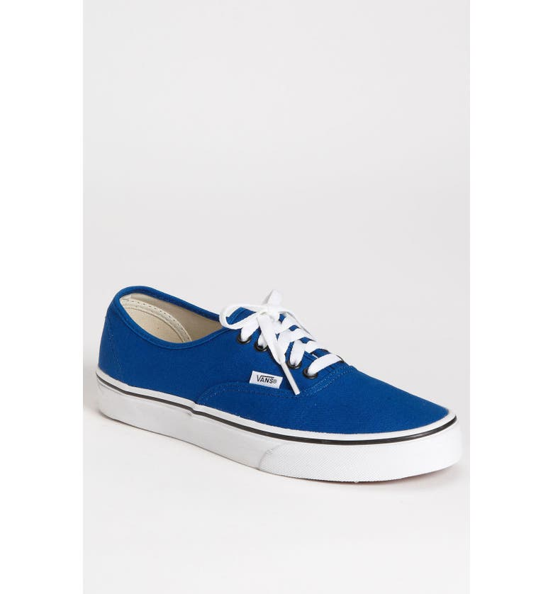 VANS 'Authentic' Sneaker, Main, color, 400