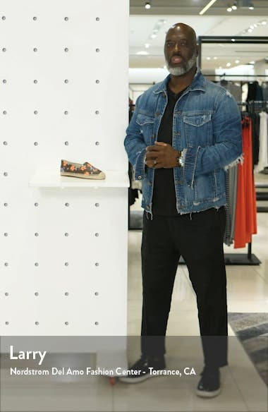 'Kendrick' Slip-On Espadrille Flat, sales video thumbnail