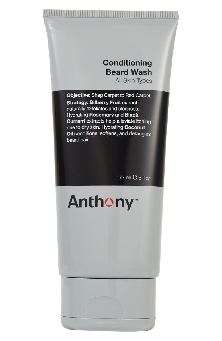 ANTHONY<SUP>™</SUP> Conditioning Beard Wash, Main, color, NO COLOR