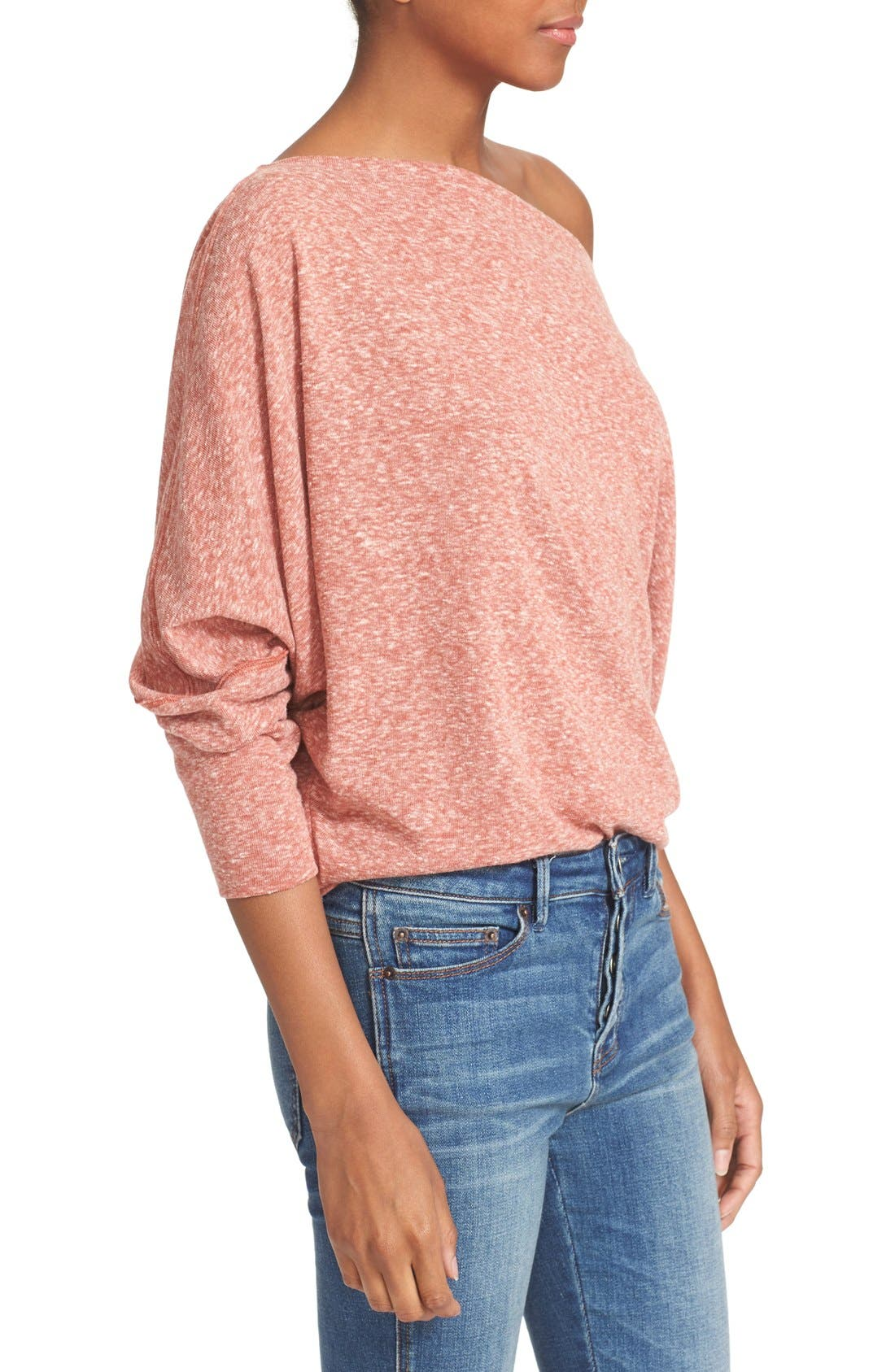 ,                             Valencia Off the Shoulder Pullover,                             Alternate thumbnail 49, color,                             600