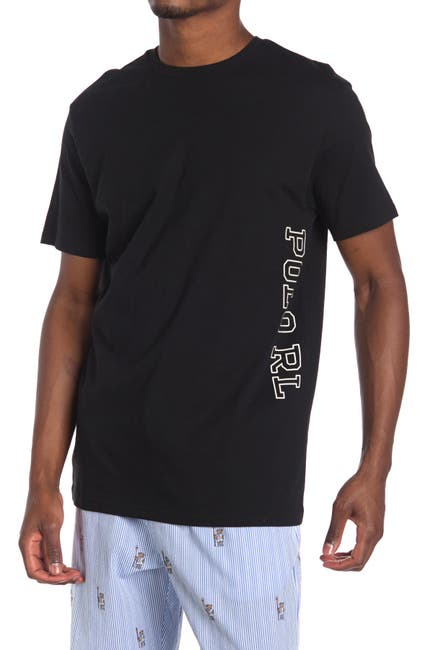Image of Polo Short Sleeve Logo Tee