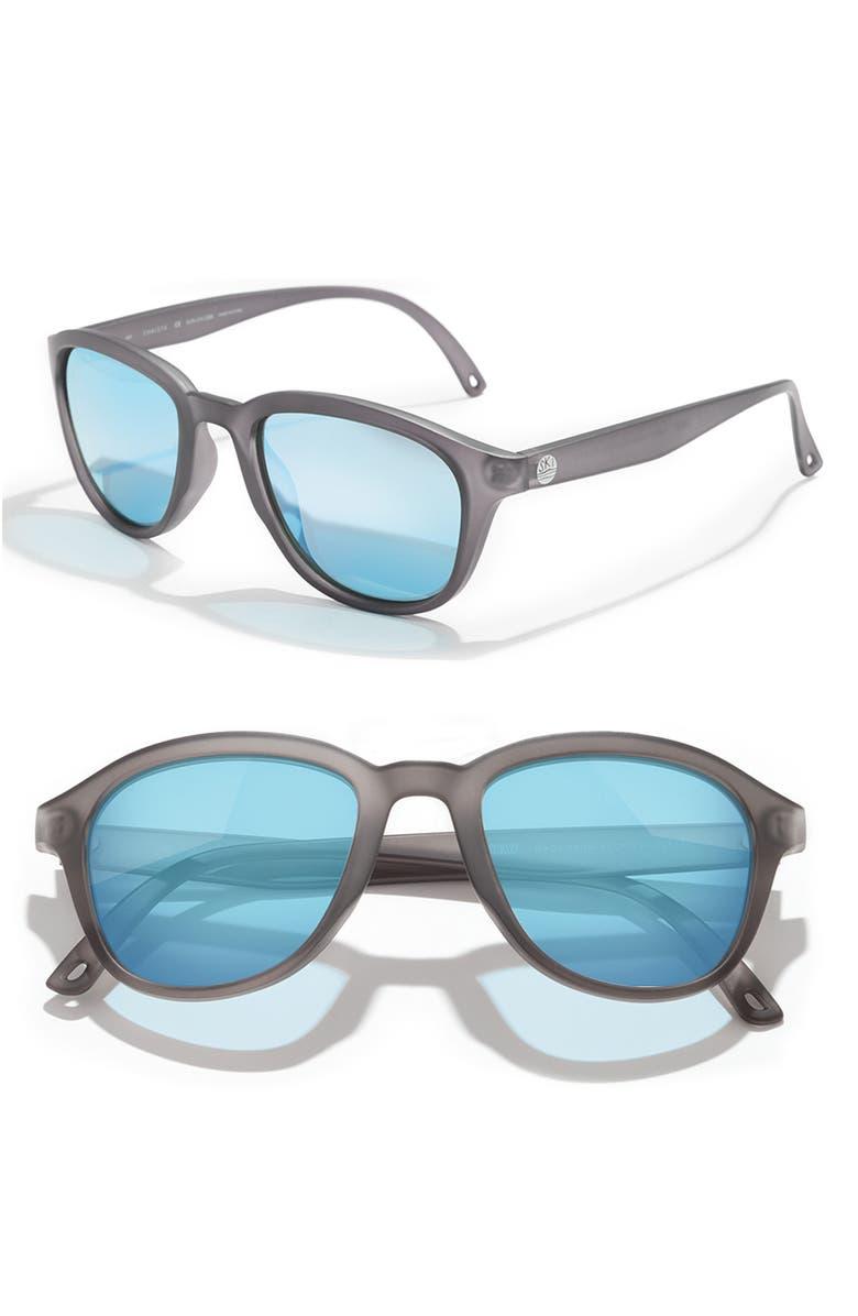 SUNSKI Chalet 49mm Polarized Sunglasses, Main, color, 050