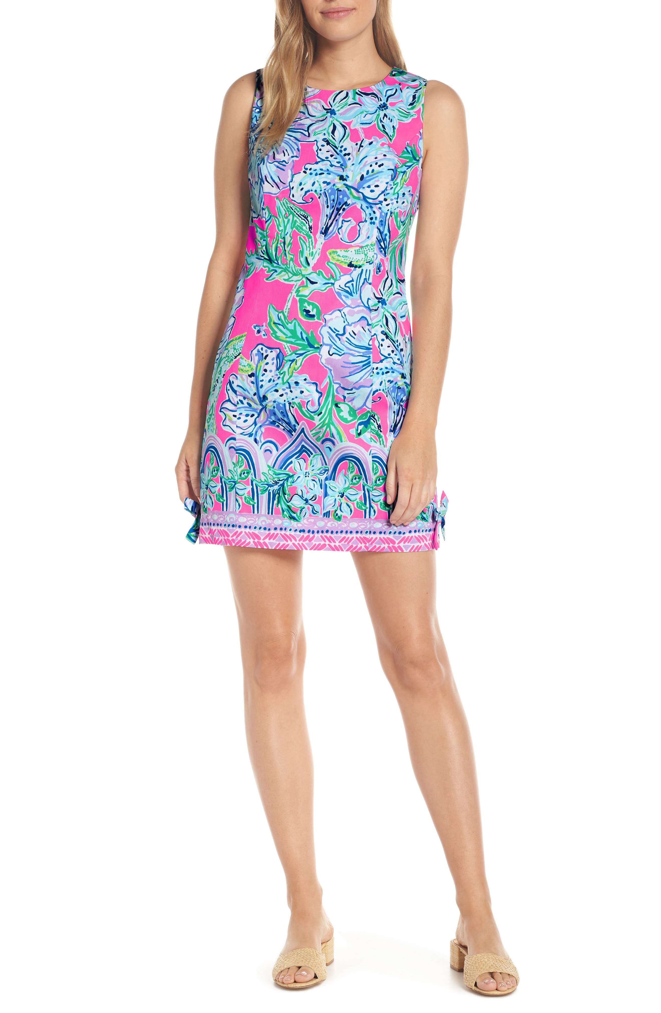 Lilly Pulitzer Mila Sheath Dress, Pink