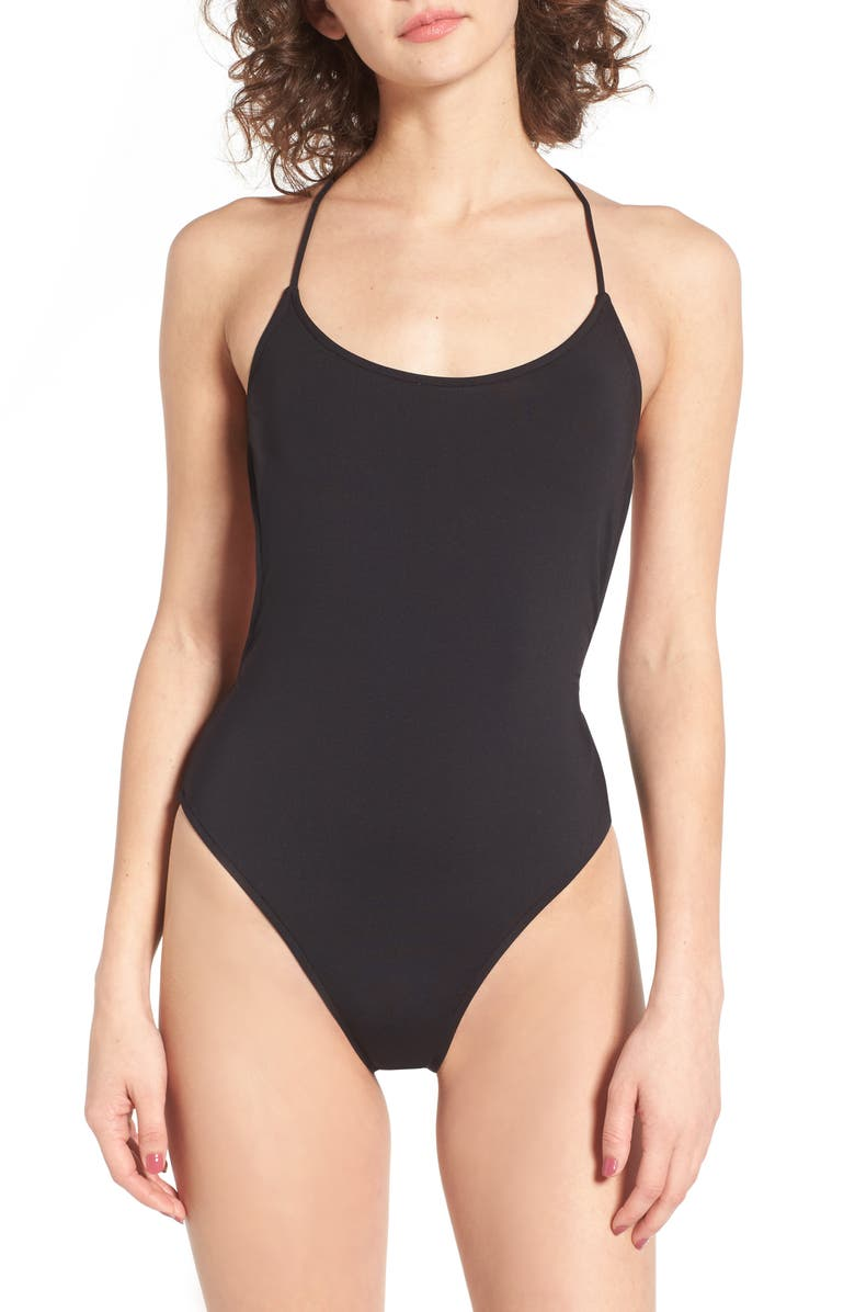 RIP CURL Classic Surf One-Piece Swimsuit, Main, color, 001