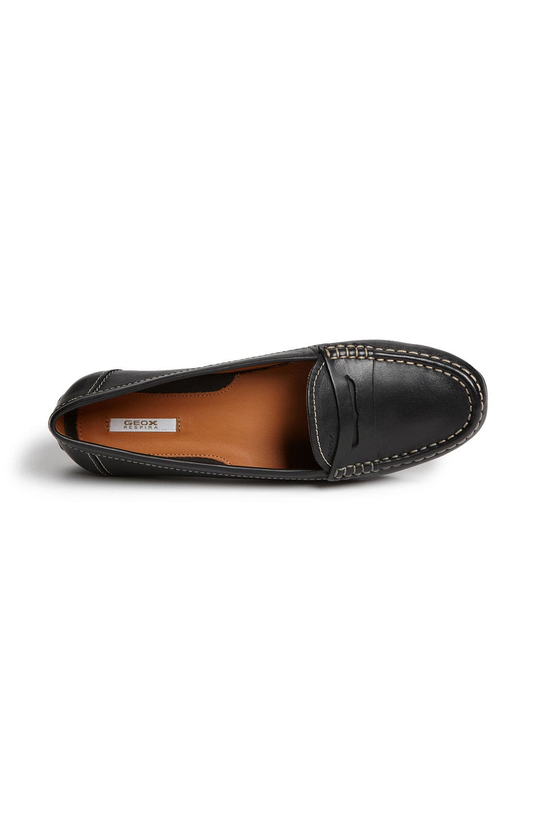 ,                             'Donna - Italy' Loafer,                             Alternate thumbnail 3, color,                             001