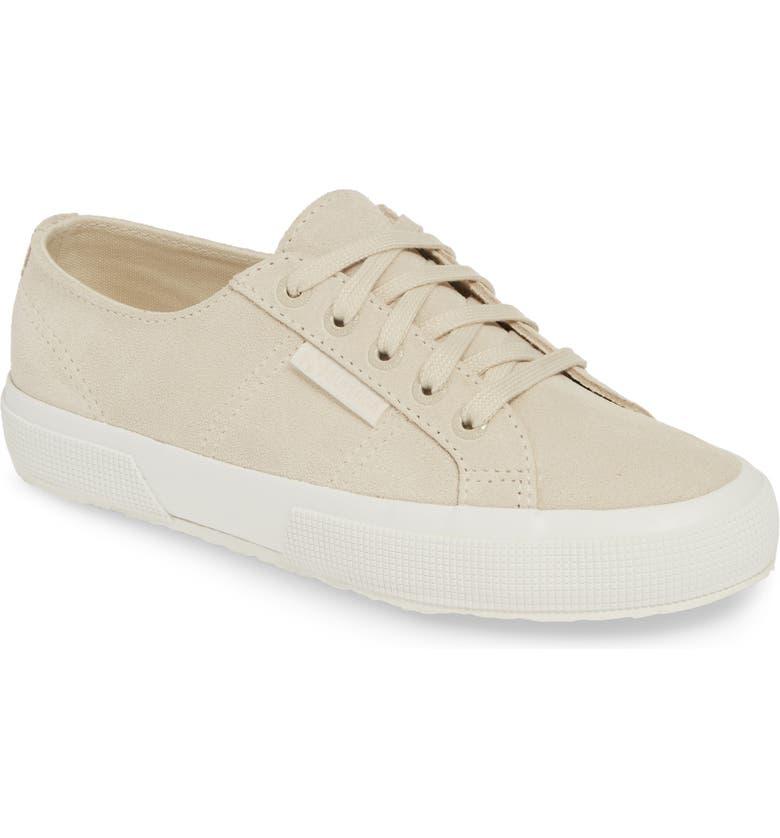 SUPERGA 2750 Suecotw Low Top Sneaker, Main, color, CAFE NOIR SUEDE